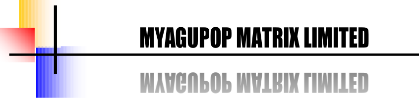 MYAGUPOP MATRIX LIMITED